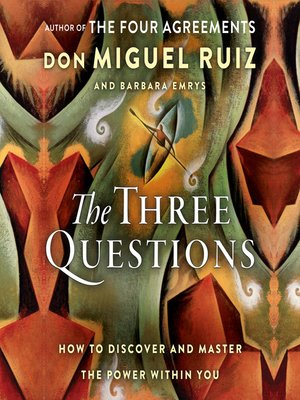 cover image of The Three Questions